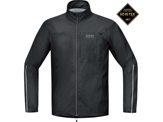 GORE RUNNING WEAR ESSENTIAL Jacket GT AS Men black